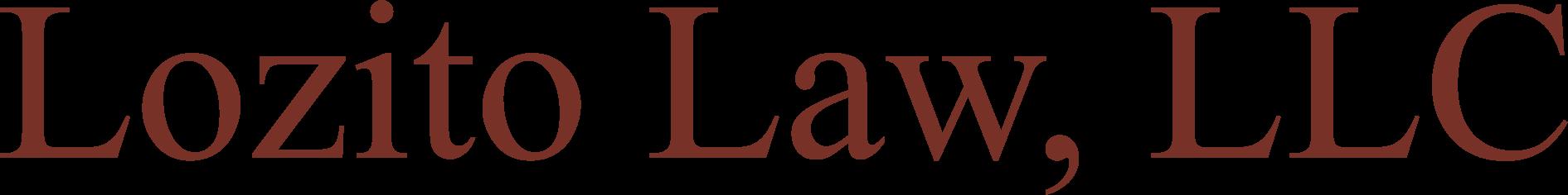 Lozito Law, LLC – Wordmark